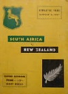 04/08/1956 : New Zealand  v South Africa 2nd Test
