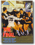 RWC 1987 The Final (& 3rd Place Game)