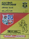 25/05/1983 : British Lions v Wellington