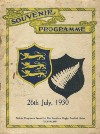 28/06/1930 : British Isles v South Cantebury