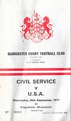 28/09/1977 : Civil Service v USA