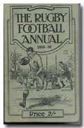 The Rugby Football Annual 1933-4