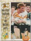 24/06/1997 : The Lions v Free State Cheetahs