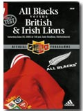 25/06/2005 : The Lions v The All Blacks (1st Test)