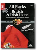 09/07/2005 : The Lions v The All Blacks (3rd Test)