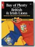 04/06/2005 : The Lions v Bay of Plenty