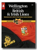 15/06/2005 : The Lions v Wellington