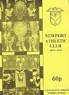 Newport Athletic Club 1875-1975