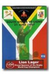 21/06/1997 : The Lions v South Africa (1st Test)