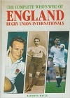 The Complete Who's who of England Rugby