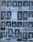 Ogden's Famous Rugby Players 1926 cigarette cards