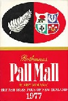 Pall Mall New Zealand Rugby Almanack 1977