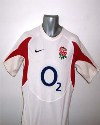 Tom Voyce's shirt from  England v  Wales 2006
